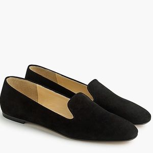 J. Crew | Suede Smoking Slippers